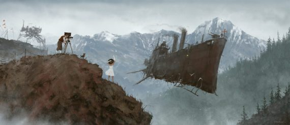 The Art of Jakub Rozalski