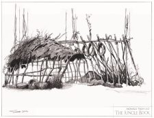 The Art of Jungle Book by Shae Schatz