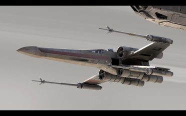 Rogue One: A Star Wars Story - Designing the U-WingRogue One: A Star Wars Story - Designing the U-Wing