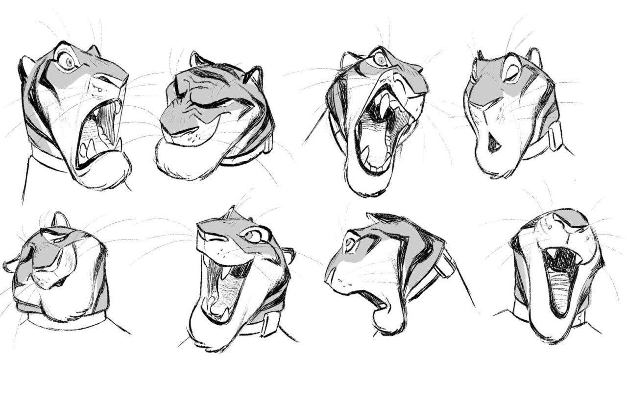 Zootopia Character Design49