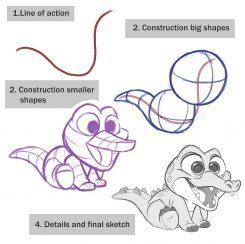 Mitch Drawing Tips Book Pdf