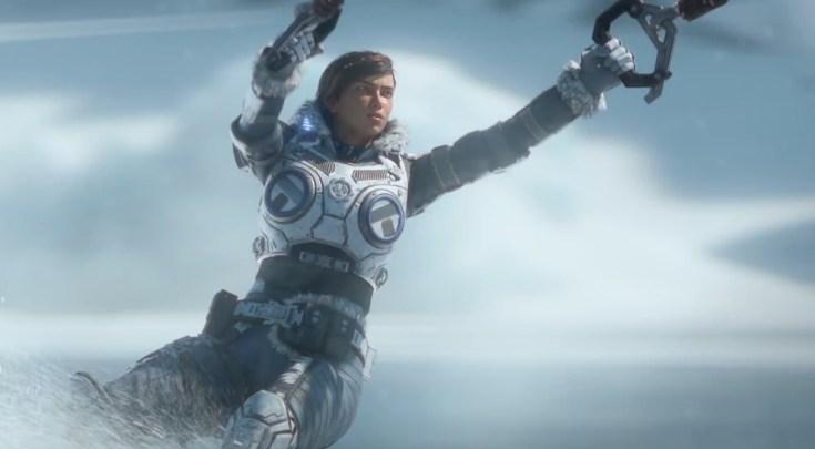 Gears of war 5 promo pic