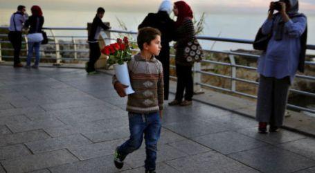 أطفال سوريا في شوارع بيروت لتأمين قوت العائلة