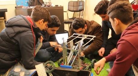 فريق أمل سورية … اختراعات لاطفال سوريين نحو العالمية