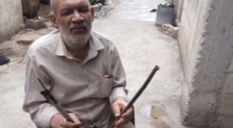 المخترع نزار مجر بعد فقده لبصره يكمل مشروعه النوعي مع المعاقين
