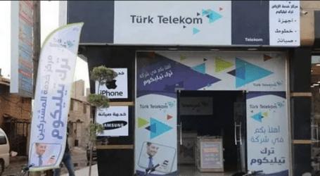 ما الهدف من تغطية درع الفرات بشبكة اتصال تركية؟