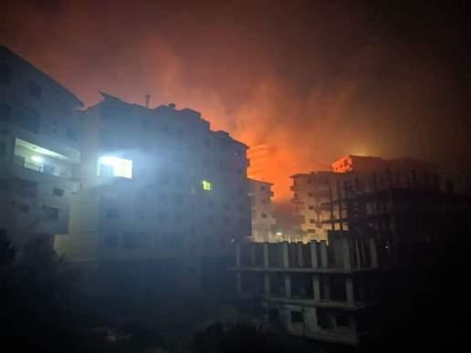 حرائق الساحل السوري (2)