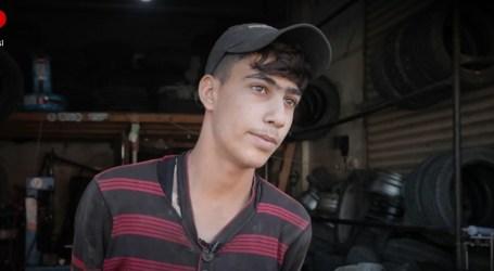 عاطف محمد … حكاية لجوء وحرمان من التعليم والعمل الصعب