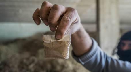 المخدرات تنتشر بقوة في الشمال السوري