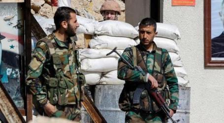 السلطة السورية تعتقل شبان من حرستا تزامنا مع دعوات لدعم الأسد وانتخابه