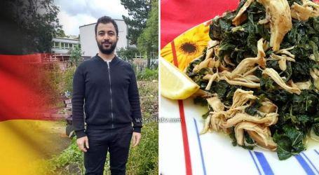 """""""الملوخية"""" تصل ألمانيا بفضل لاجئ سوري"""