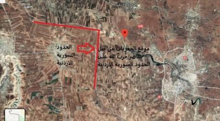 كشف لمراكز تجسس إيرانية في درعا استعداداً للحرب القادمة