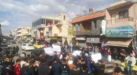 """""""بدنا نعيش"""".. غضب شعبي ومظاهرات في السويداء"""