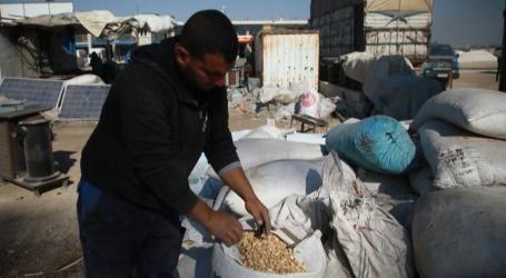 الشتاء القارس مأساة مزدوجة لسكان الشمال السوري