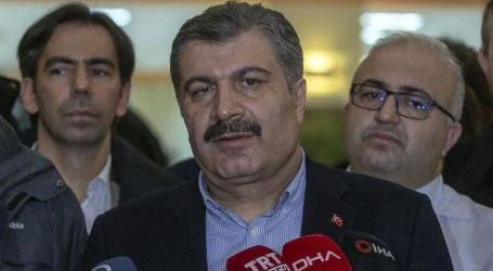 وزير الصحة التركي يوضح حقيقة وصول فيروس كورونا إلى بلاده