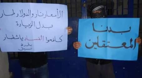 فلتان أمني بريف دمشق … ومظاهرات جديدة تثير رعب الأجهزة الأمنية