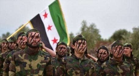 """وسم """"الجيش الوطني السوري""""  يتصدر تويتر في تركيا"""
