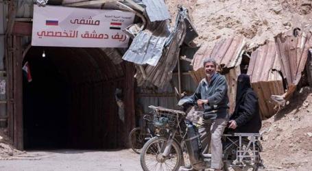 الغوطة الشرقية بلا مشافي.. والأسد يُعاقب الأهالي في صحتهم