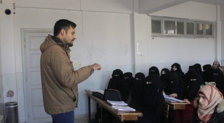 المعهد المتوسط للغة التركية.. بوابة لتعلم لغة جديدة في إدلب