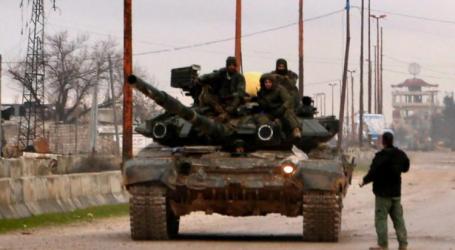 روسيا والنظام يتقدّمان في أكثر مِن 20 قرية وتلة قرب سراقب