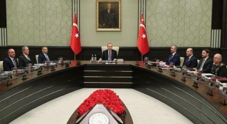 اجتماع أمني تركي برئاسة أردوغان لبحث الوضع في إدلب