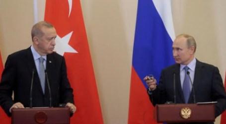 """أردوغان يؤكد تواصل المباحثات مع روسيا حول إدلب ويتجاهل مهلة """"شباط"""""""