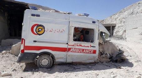 المشافي في إدلب بين قصف روسيا وقلة الدعم.. والمدنيون هم الضحية