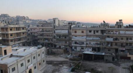 نازحو ريف إدلب يتقاسمون المنزل هربا من جشع المالكين