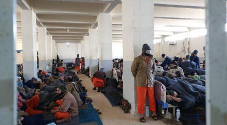 """عصيان وتمرد في سجن يضم """"دواعش"""" بالحسكة.. وهروب محتجزين نحو الجنوب السوري"""