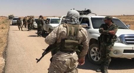 درعا تشهد انفجارين ضخمين يخلفان قتلى من قوات السلطة السورية
