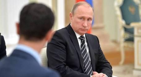 بوتين ينقلب على الأسد وإيران