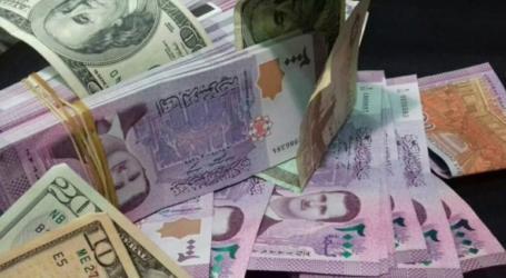 سعر جديد لليرة السورية أمام العملات الأجنبية