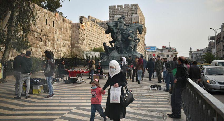 كورونا-في-دمشق