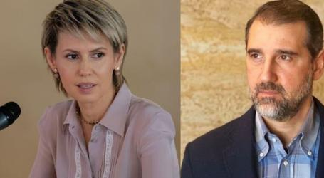 أول ظهور لأسماء الأسد بعد تصريحات رامي مخلوف وتذّمر جرحى الجيش.. ما السبب؟