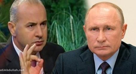 خالد العبود يهدد ويتوعد: ماذا لو قلب الأسد الطاولة على بوتين !