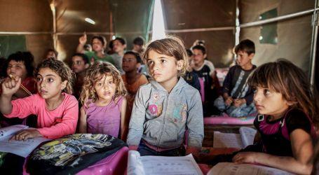 الأطفال السوريين في الأردن معظمهم محرومون من التعليم الثانوي