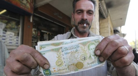 الليرة السورية تستمر بالانهيار وتقترب من حاجز الـ 5000