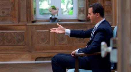 """بشار الأسد في كلمة مكتوبة.. يتحدث عن """"أخطاء البعثيين"""""""
