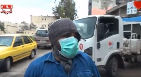 عمال النظافة في السويداء: حقوق ضائعة ومعاناة لا تنتهي (فيديو)