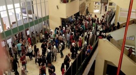 السلطة ترغم الطلاب الجامعيين على المشاركة بانتخابات مجلس الشعب