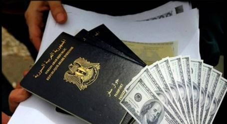 السلطة السورية تفرض 100 دولار على الراغبين بمغادرة البلاد في زمن كورونا