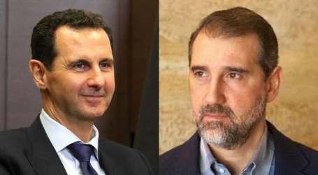 رامي مخلوف يتبرع بمبلغ 7 مليارات ليرة سورية لمتضرري الحرائق ويتوعد السلطة السورية