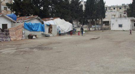 الأفرع الأمنية والسجون تتحول إلى مراكز إيواء للمهجرين في إدلب