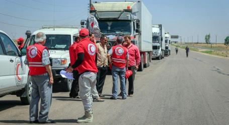 كورونا يتفشى بين أفراد الهلال الأحمر في درعا