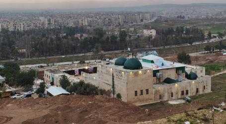 الميليشيات الإيرانية تحول مسجد النقطة في حلب إلى حسينية