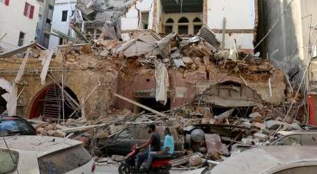 مواطن لبناني: متفجرات مرفأ بيروت كانت لقتل السوريين