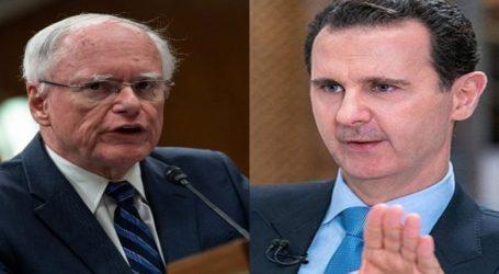 الأسد يتحدث مجددا عن رفضه لأي عملية سياسية لا تناسبه وجيفري يعلق