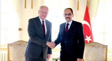 إدلب واللجنة الدستورية على طاولة المحادثات التركية والأمريكية