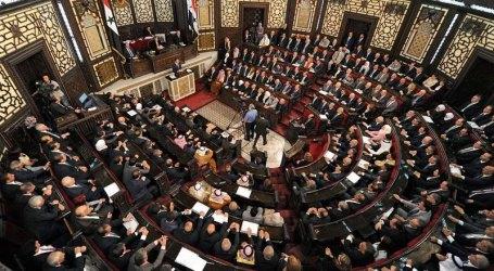 انتخابات مجلس الشعب غير شرعية والعشرات من أعضائه متهمين بارتكاب جرائم حرب