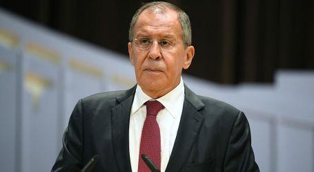 لافروف يعتبر أن المواجهة بين السلطة السورية والمعارضة انتهت